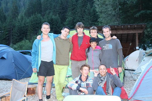 7 bouldristov v magickom lese