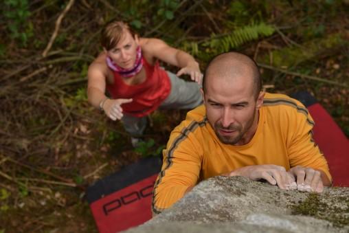 FBF 2012 – bouldering v Južných Čechách (3.časť)