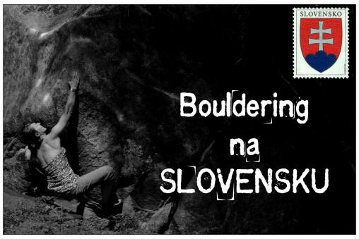 Bouldering na Slovensku koncom roka 2013