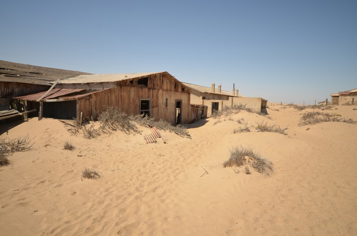 Kolmanskop, Namíbia (foto: Oli)