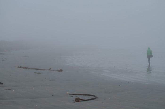 Lüderitz v hmle, Namíbia (foto: Oli)