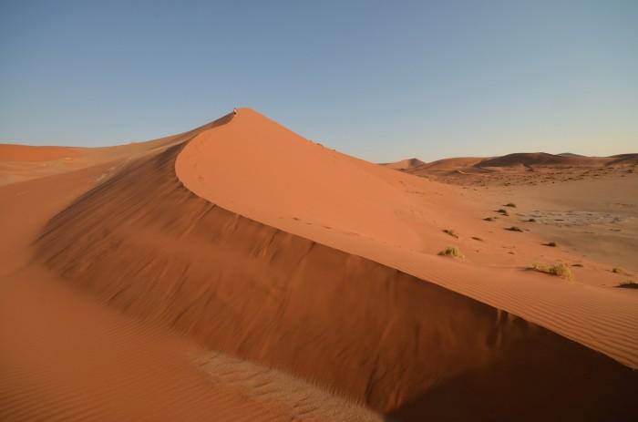 Sossuvlei area, Namíbia (foto: Oli)