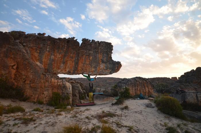 Rhino 7B+, Rhino, Rocklands (foto: Aďka)
