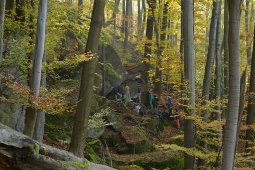 V Horolezcovi 3/2015 nájdete prehľad boulderingovej sezóny na Slovensku v roku 2014