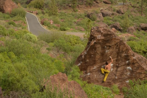 Gran Canaria – bouldering na malom kontinente