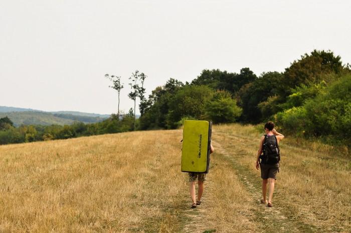 Po ceste na Bojkovú