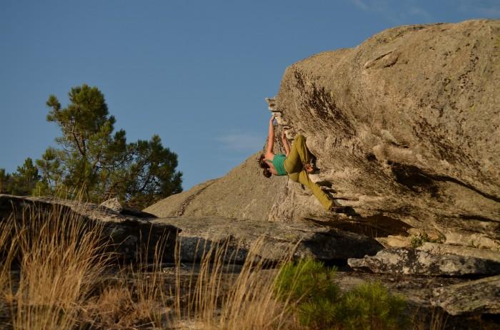 Chutný rozlez, Pedra do Urso (foto: Oli)