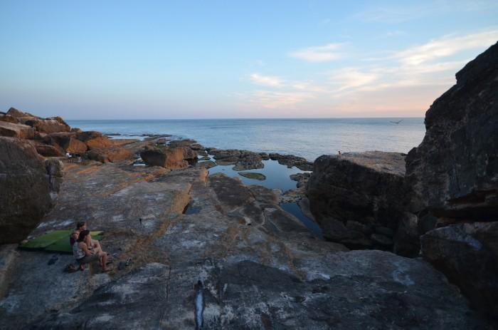 Baía de Mexilhoeiro (foto: Oli)