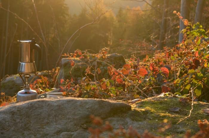 Jesenná pohodička (foto: Oli)