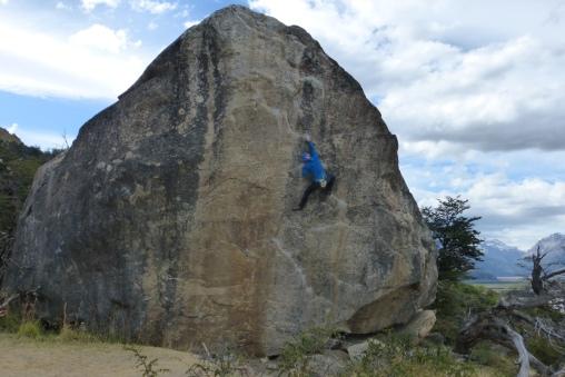 Bouldering na konci sveta – Patagónia (El Chaltén)