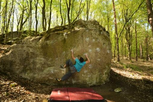 Bouldering pri Starej Turej sľubuje veľké veci