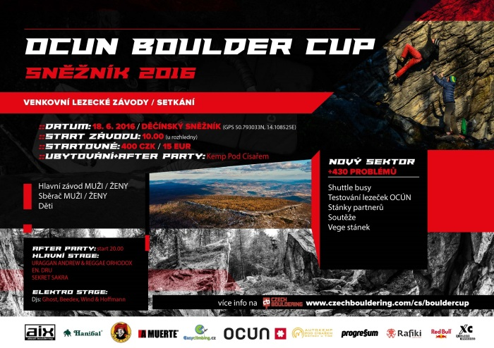 Poster_ocun boulder cup_CZ