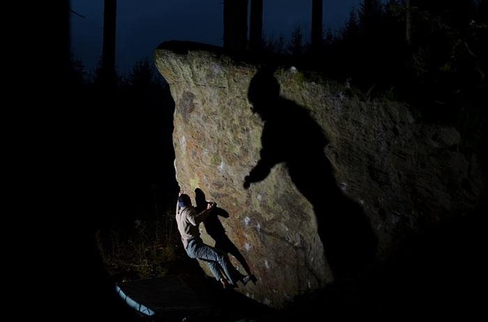 Nad Peťom bdie spotter Miro, Přední Výtoň (foto: Oli)