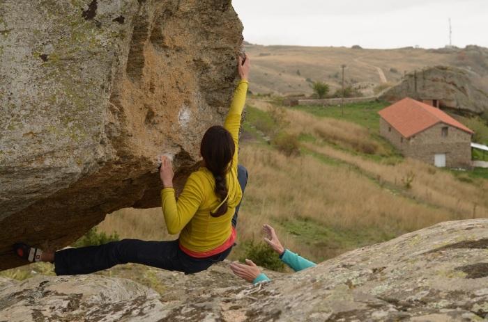 Take a break, take a kid 7A+, Monastery, Treskavec (foto: Oli)
