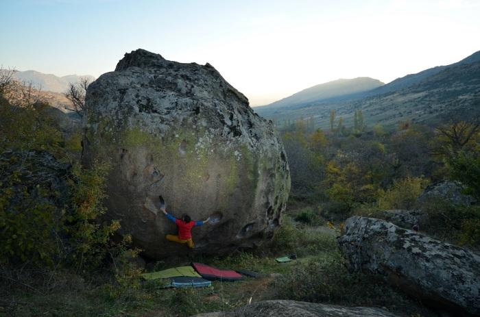 Pohovan kaškaval delux 7A, Dabnica ((archív boulder.sk)
