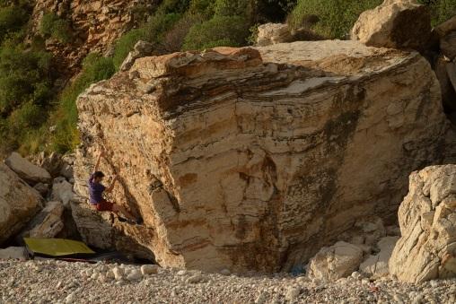 Bouldering v Čiernej Hore?