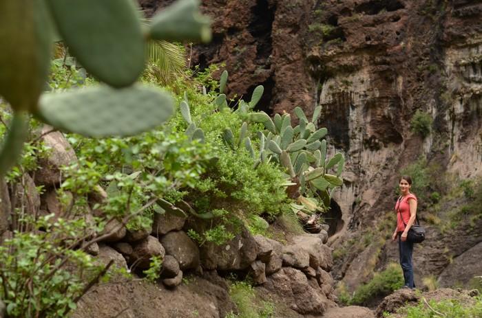 V kaňone Mascy (foto: Oli)