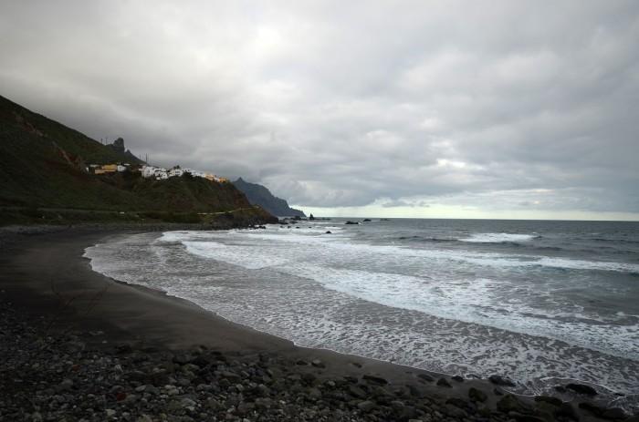 Playa de Almaciga, Anaga (foto: Oli)