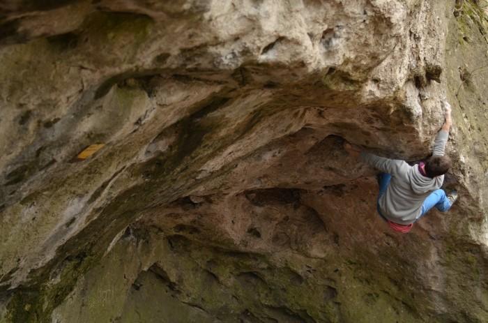 Moonspell 6B+, Königshöhle (foto: Oli)