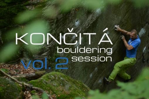Končitá Bouldering Session sa vracia! UPDATE