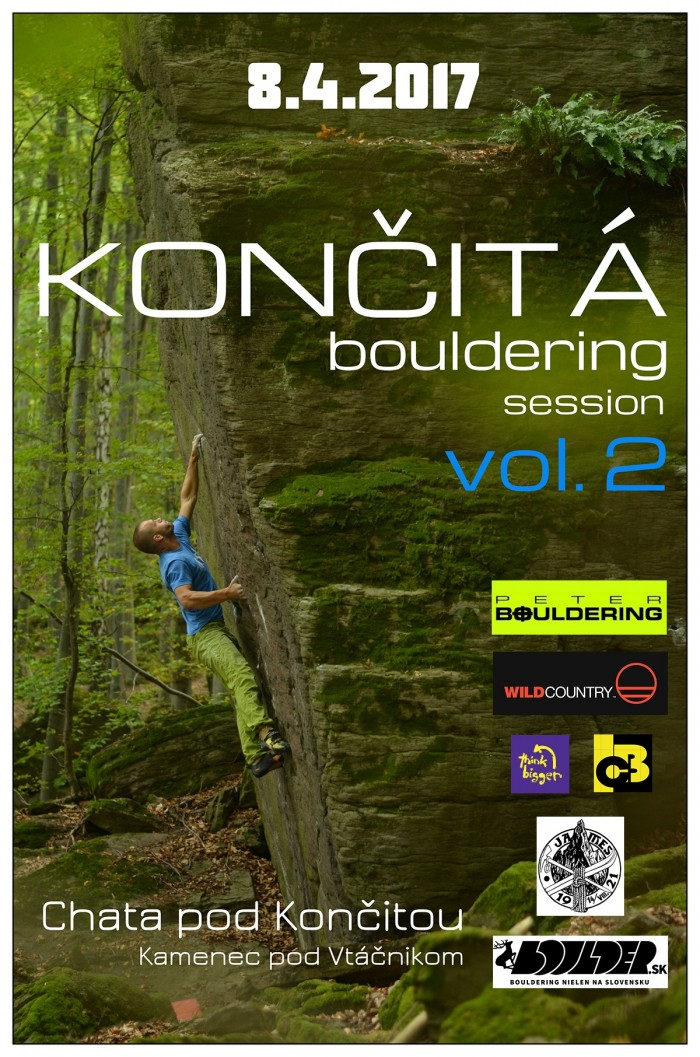 Končitá Bouldering Session vol. 2