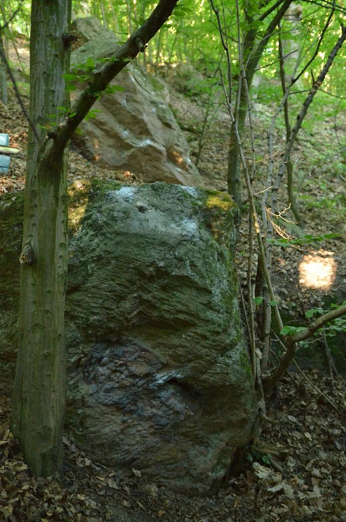 Krátky rozlezový boulder, ktorý si svoje miesto v sprievodcovi vypýtal