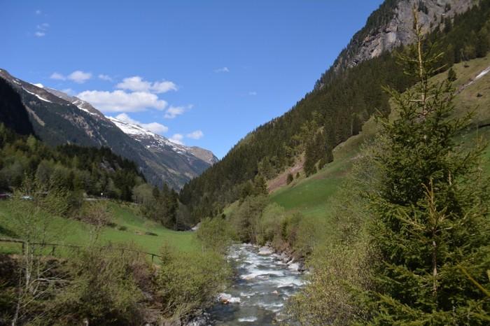 Gýčové prostredie Zillertalu. (c) Aďo