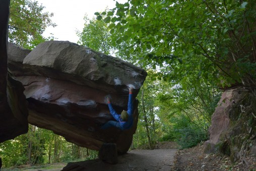 Riesenstein – zastávka po ceste hocikam (ale okolo)