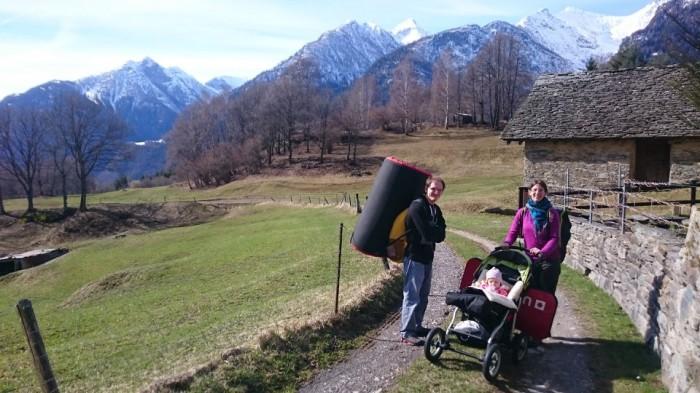Vilda s rodinkou (foto: Dorka Vlková)