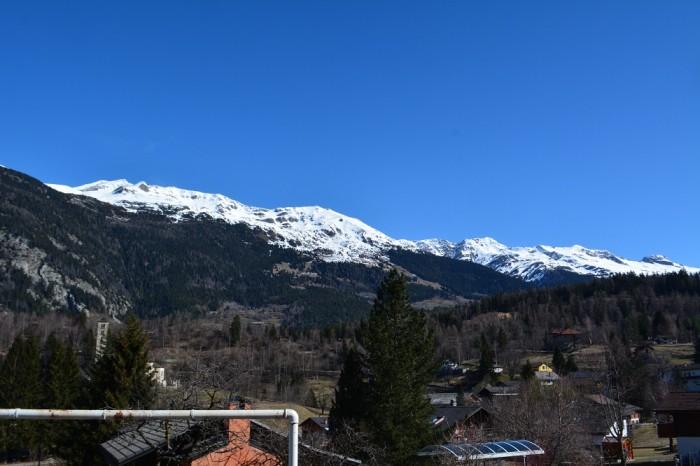 Ticino ponúka krásne výhľady a keď sa pošťastí aj parádne gýčové počasie a dobrú podmienku.
