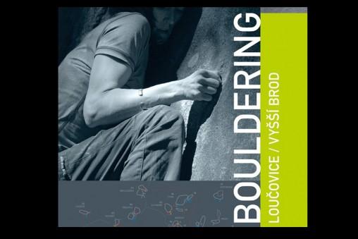 Vychádza boulderingový sprievodca na Loučovice a Vyšší Brod