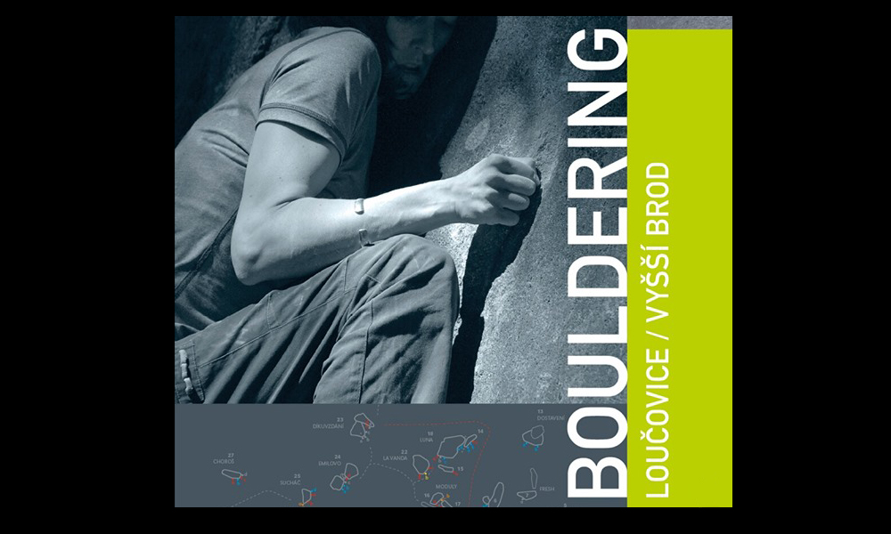 Loučovice bouldering guide