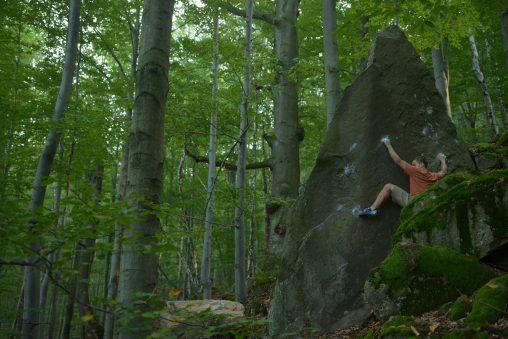 Wilderoben boulder cup na Končitej