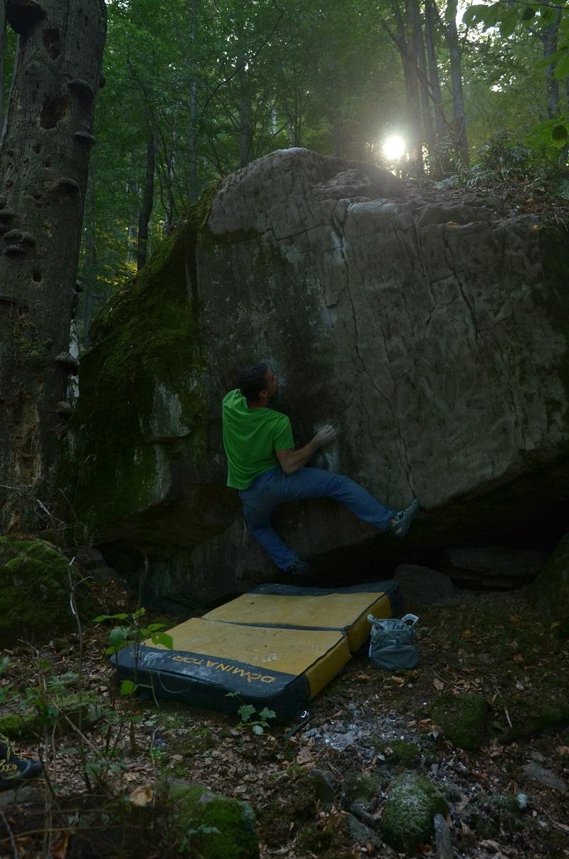wilderoben boulder cup Končitá 2019