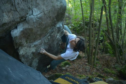 Video mágia z Wilderoben boulder cup