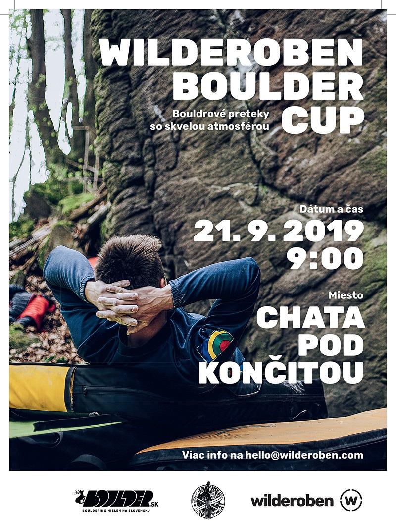 Wilderoben Boulder Cup