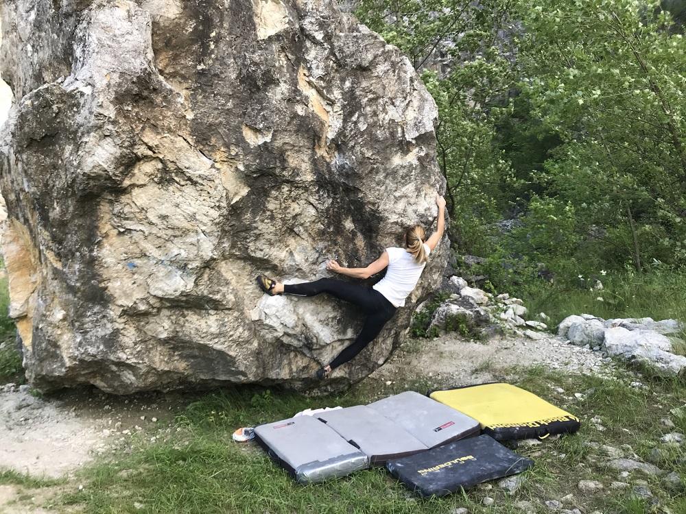 Bouldering Plavecké Podhradie