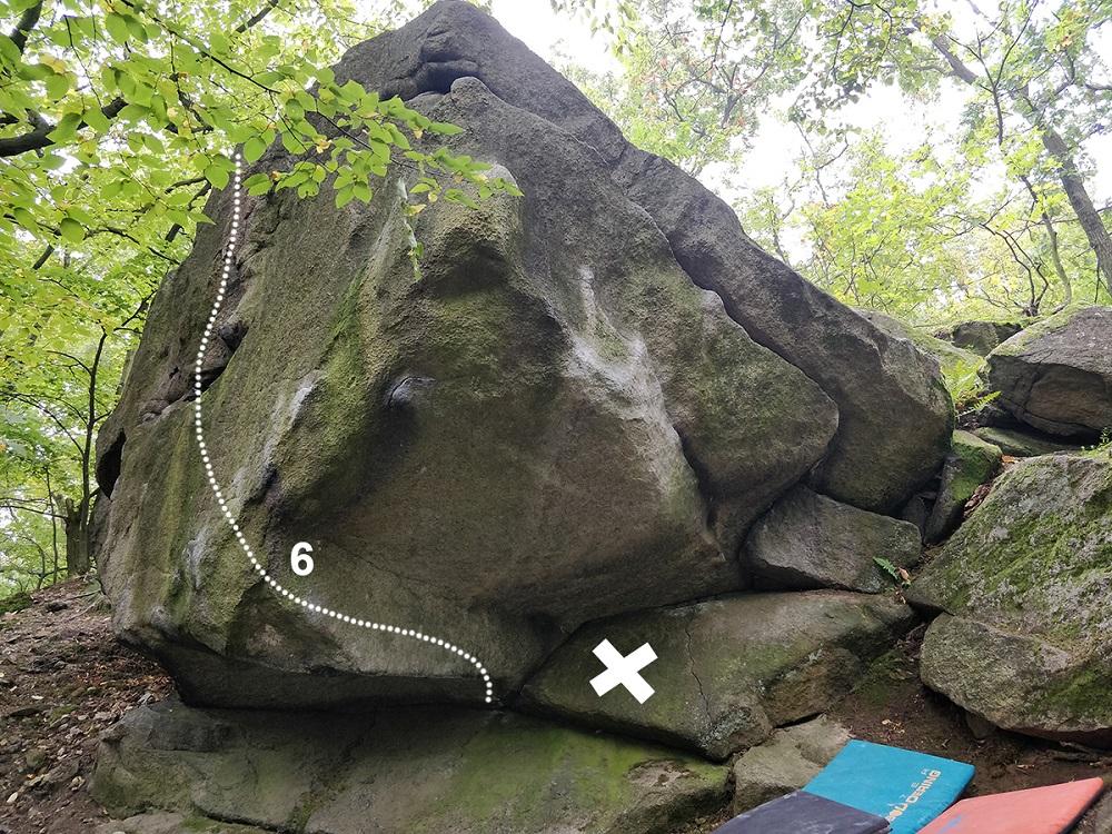 Bratislavská perla bouldering