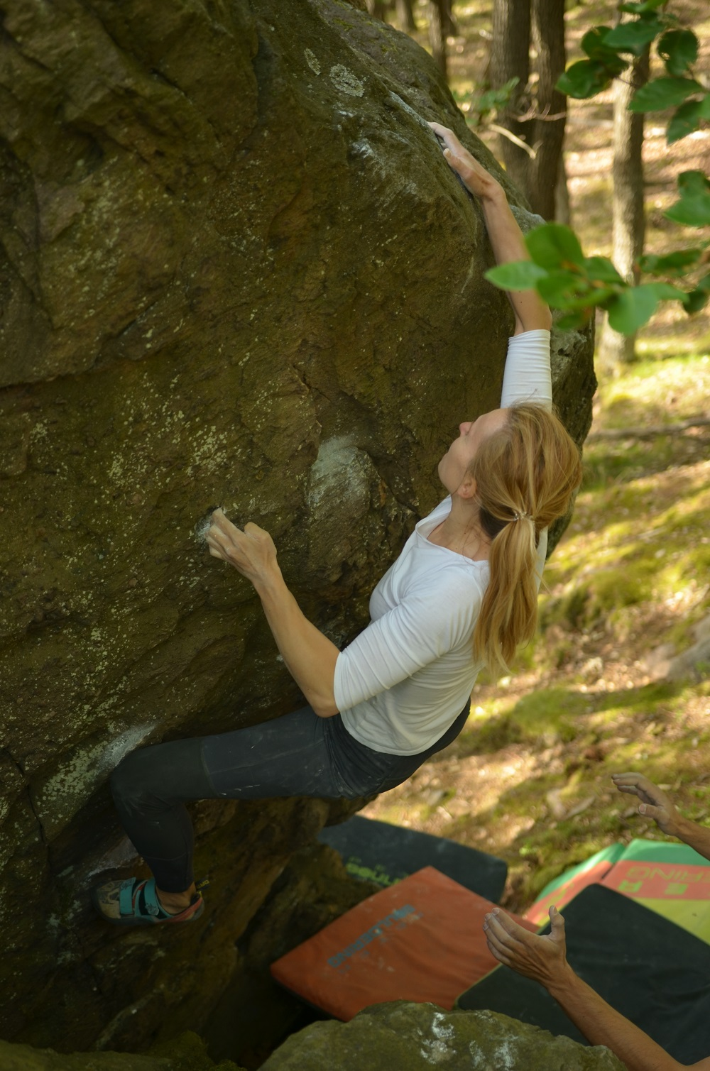 bouldering Tri kopce